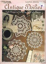 Antique Doilies in Crochet  ~ Leisure Arts Crochet Book
