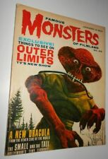 Horror & Monster Bimonthly 1940-1979 Magazine Back Issues