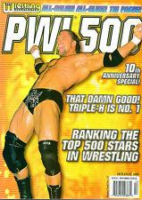 Ed614 Steve Corino signed Wrestling Magazine page w/Coa *Please Read*