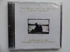 CD mUSIC Of the movies STARLIGHT ORCHESTRA A?D SIONGERS   QED013