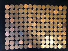 More details for decimal queen elizabeth ii - half pennys ,q96 1971 to 1982
