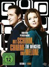 Mit Schirm, Charme und Melone - Edition 2 [9 DVDs] | DVD | Zustand gut