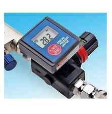 Digital Spray Paint Gun Air Pressure Regulator Gauge 0-160 PSI, Battery Included