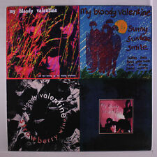 My Bloody Valentine: Kiss The Eclipse: E.p.'s 1986-1987 Lp (Euro) Rock & Pop