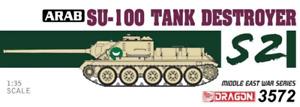 Dragon 1/35 Egyptian Army Su-100 Tank Destroyer