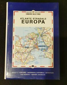 "Libro ""ATLANTE STRADALE EUROPA"""