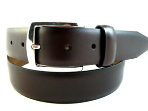 "NEW Allen Edmonds ""MIDLAND AVE"" Belt  #19048 Size 36  Oxblood Made in USA  (525)"