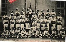 Union de la Jeunesse laique de SAULIEU - Adultes et Pupilles