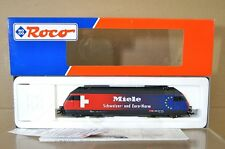 ROCO 43878 MARKLIN MäRKLIN AC DIGITAL SBB CFF SERIE Re 4/4 460 E-LOK 019-3 MIELE