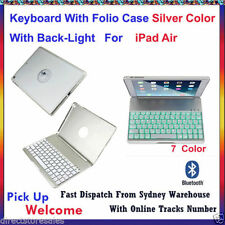 Metal/Aluminum Tablet & EBook Cases, Covers & Keyboard Folios for Apple