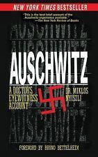 Auschwitz: A Doctor's Eyewitness Account (Paperback or Softback)
