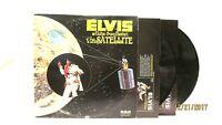 1973 Elvis Presley Aloha from Hawaii via Satellite Vinyl LP 33 RCA  VPSX 6089