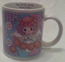 Precious Moments Coffee Mug Ceramic May the Sun Always Shine on You Tea Cup 10oz
