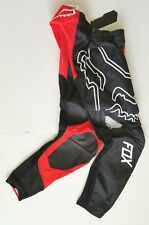 Fox Racing 360 Honda Pants MX Motocross Off-Road ATV Dirt Bike Gear Sz: 30 - NEW