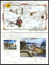 "Albania ""Europe 2020 - Ancient postal routes"" Booklet - Mnh Sent within a day"