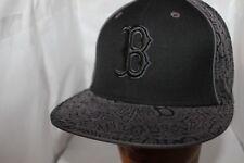 Boston Red Sox New Era Mlb Solid Emboss 59Fifty,Hat,Cap Sz. 8 *Rare*