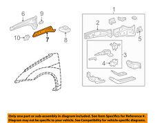 FORD OEM 00-11 Focus Fender-Extension Bracket Right 1S4Z16184AA