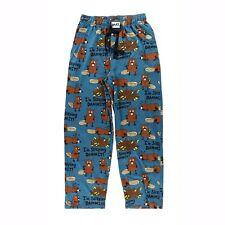 LazyOne Mens I'm Sleeping Damn It! PJ Trousers Adult