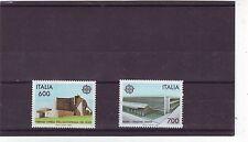 Architecture Europa CEPT Stamps