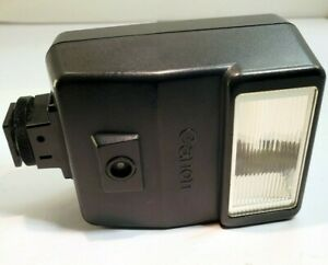 Canon Speedlite 155A Shoe Mount Flash (for parts or Repair AS IS - corrosion)