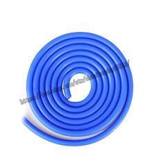High Performance 5M ID 6mm OD 10mm Car SUV Blue Silicone Vacuum Tube Hose