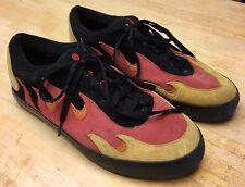 RARE Mens Airwalk Flame Sneakers 1910101 Size 10 1/2