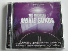 The Hollywood All-Stars - The Greatest Movie Songs (CD Album) Used Very Good