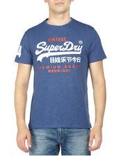 Superdry Men's Premium Goods Duo T-shirt Blue Xx-large