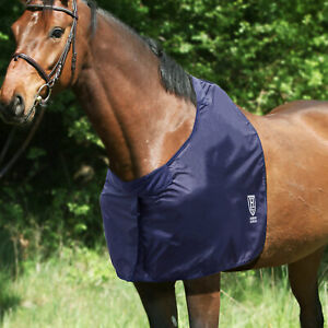 Harrison Howard Anti-Rub Bib Horse Shoulder Guard Chest Saver Horse Chest