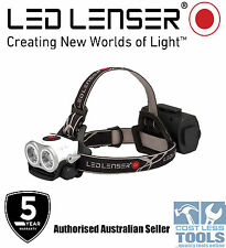 Led Lenser XEO19R 2000 Lumen Headlamp White - Authorised Aussie Seller