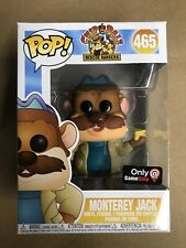 Funko Pop! Chip And Dale Rescue Rangers Monterey Jack #465 Gamestop Exclusive