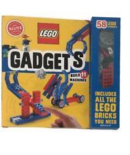 Klutz LEGO Gadgets Build Machines