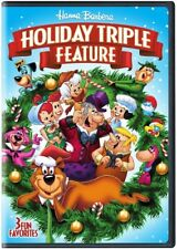 Hanna Barbera Holiday Triple Feature [New DVD]