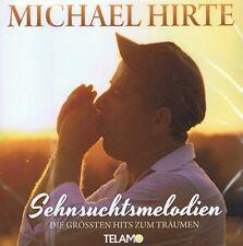 Michael Hirte - Sehnsuchtsmelodien CD NEU Zum Träumen Hinterm Horizont gehts wei