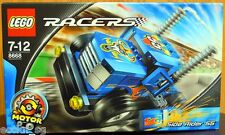 LEGO Power Racers 8668 Side Rider 55  * with Pullback Motor *