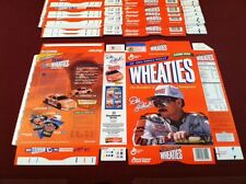 1997 Dale Earnhardt Wheaties Box..FLAT FROM FACTORY...RARE!