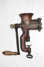Antique German Alexanderwerk 5 Rieger Metal Kitchen Grinder 1900`s