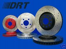 99-04 Pontiac Grand Am D/S Brake Rotors F+R