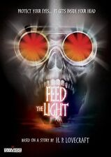 Feed The Light DVD Intervision Henrik Möller cult Swedish horror 2014 uncut