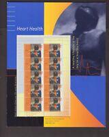 Australia Heart Health stamp pack mint