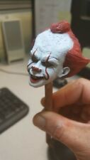Pennywise the clown from it head for 12 inch body new