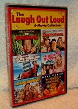 The Laugh out Loud 6-Movie Collection (DVD, 2013) Animal Joe Dirt Benchwarmers