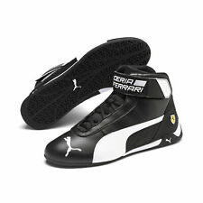 PUMA Men's Scuderia Ferrari R-Cat Mid Motorsport Shoes Free shipping