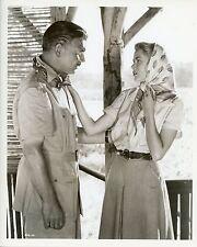 CLARK GABLE  GRACE KELLY  MOGAMBO 1953 VINTAGE PHOTO ORIGINAL