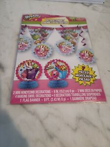 Shopkins Party Decoration Kit