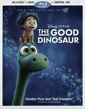 The Good Dinosaur (Blu-ray/DVD, 2016, 2-Disc set, Includes Digital Copy) NEW!
