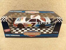 New 1994 Ertl American Muscle 1:18 NASCAR Alan Kulwicki Zerex Ford Thunderbird