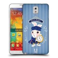 Étuis, housses et coques blancs Samsung Galaxy Note II pour téléphone mobile et assistant personnel (PDA) Samsung