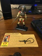 GI Joe Cobra Trooper Extreme Conditions Desert Assault Internet Exclusive 2008