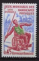 FRANCIA/FRANCE 1970  MNH SC.1283 Intl.Games of the handicapped